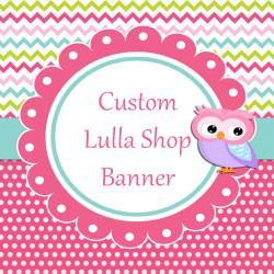 Custom Luulla Shop Banner